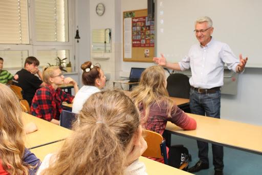 SPD-Landtagsabgeordneter Mike Bischoff. Foto ASC