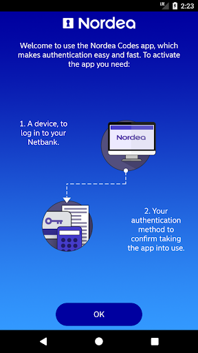 Nordea Codes Apk Download Free for PC, smart TV