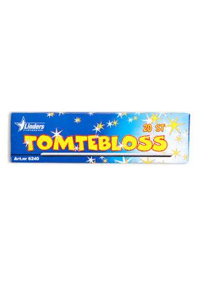 Tomtebloss, 20 st