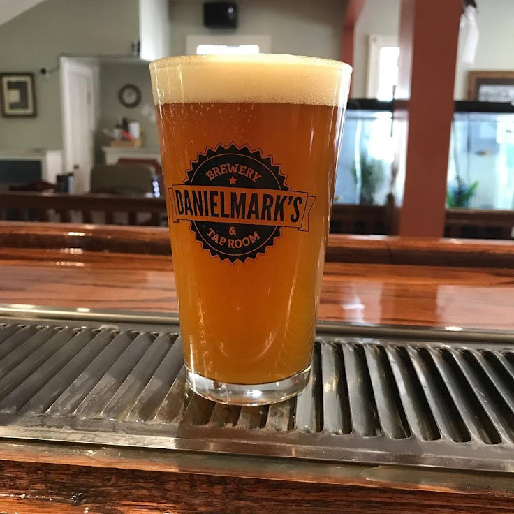 A pint of Shattercane IPA. Photo: Danielmark's.
