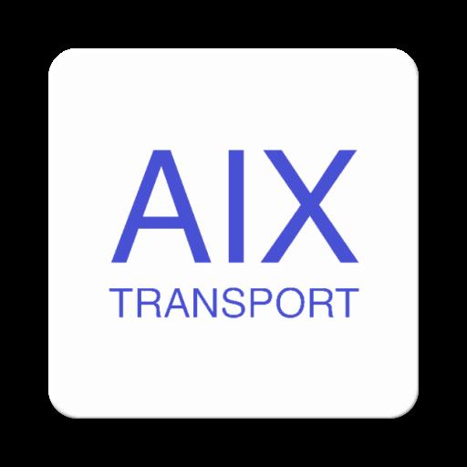 Aix Transport Icon