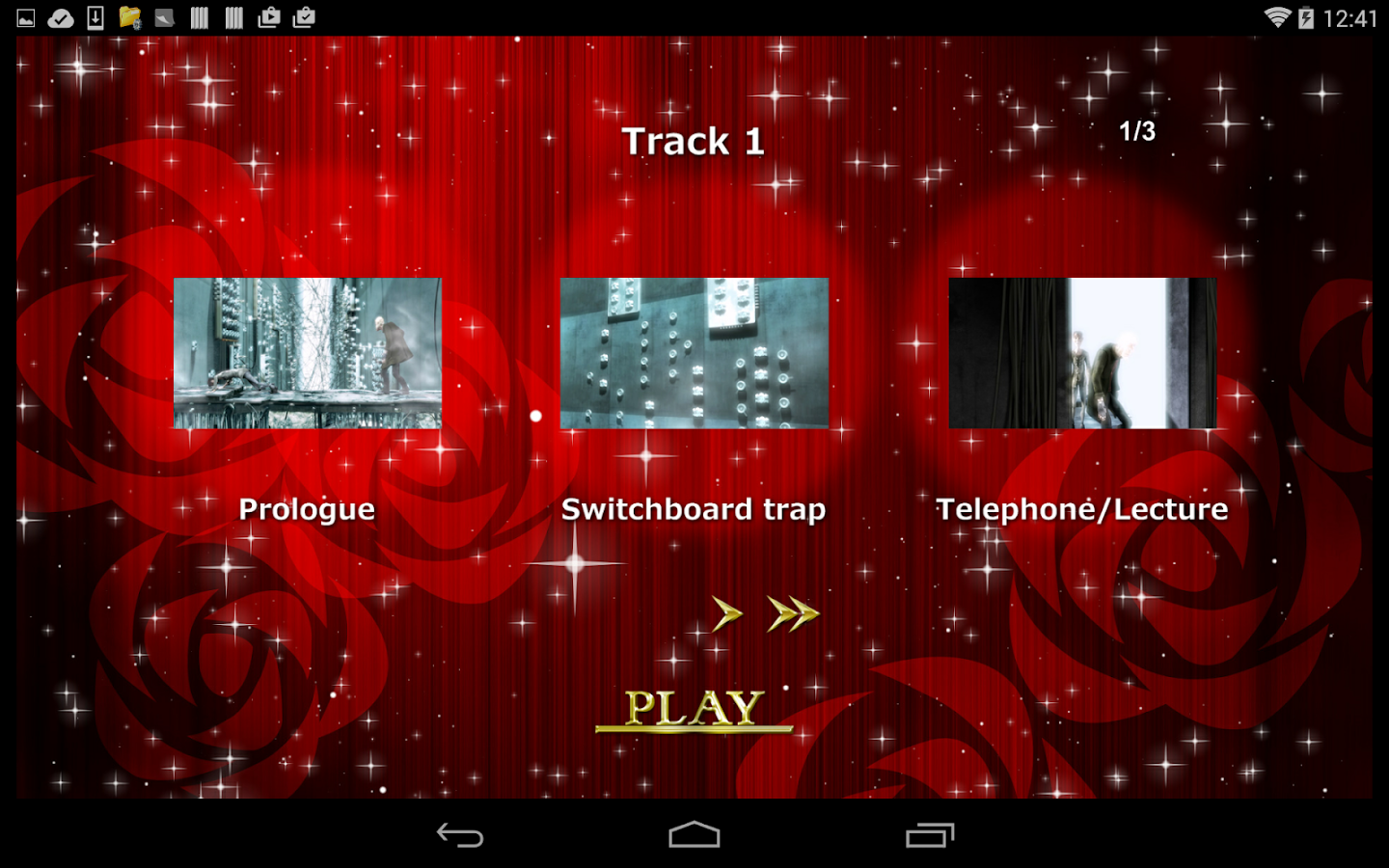 TMPGEnc PGMX PLAYER forAndroid- screenshot