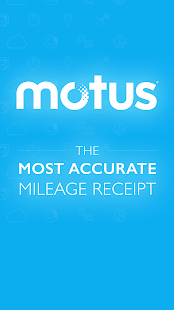 Motus - Business Mileage Log- screenshot thumbnail