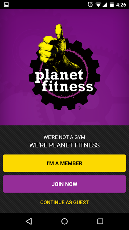 Planet Fitness Equipment Instructions
