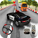 Police Chase Car Games: Racing Games Adventure icon