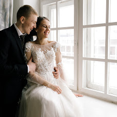 Bryllupsfotograf Yana Zaremba (yanawed7). Bilde av 10.02.2019