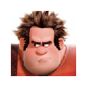 Wreck-It Ralph HD Wallpapers New Tab