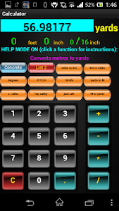 E-Z Concrete Calculator & Cost screenshot 6