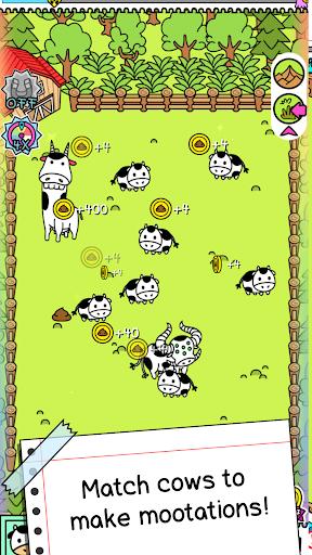 Cow Evolution - Crazy Cow Making Clicker Game screenshot 2
