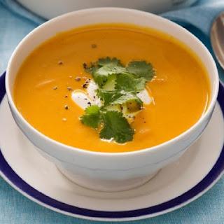 Carrot And Coriander Soup Celery Recipes
