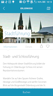 Oldenburg Tourismus Guide- screenshot thumbnail