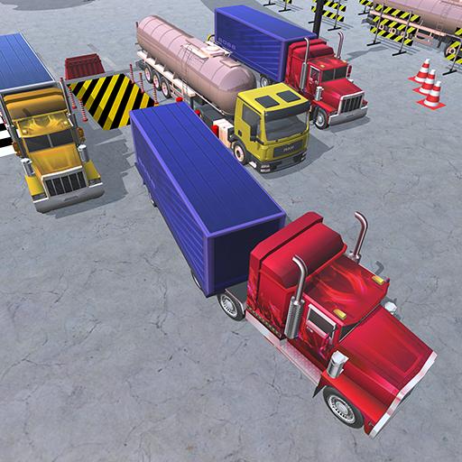 Truck Parking Driver Sim