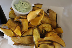 Plantain Chips~ Mariquitas