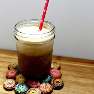 Hazelnut, Peanut Butter & Coffee Protein Shake