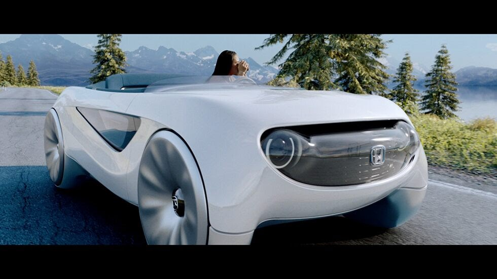 Honda - Augmented Driving Concept