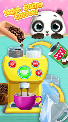 Panda Lu Baby Bear City - Pet Babysitting & Care 3.0.12 screenshots 2