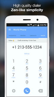 World Phone screenshot 00