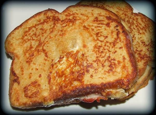 Drunken Grilled Cheese Recipe