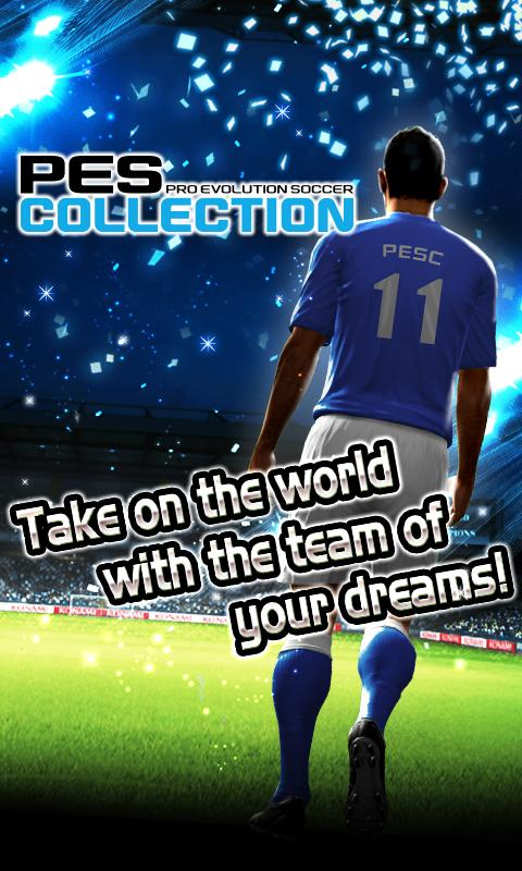 Screenshots of PES COLLECTION for iPhone