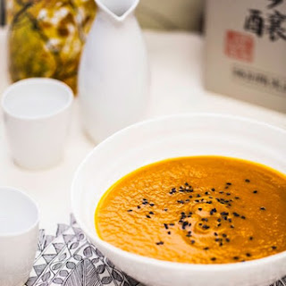 Miso Carrot Soup.