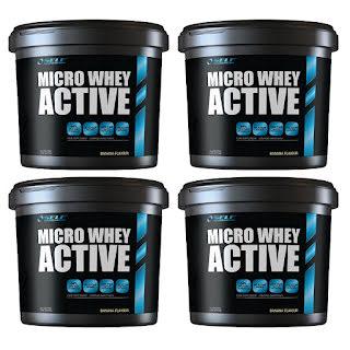 Micro Whey Active 4 x 1kg