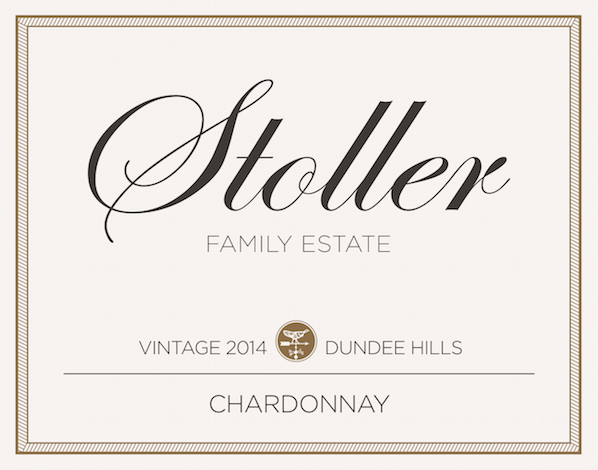 Logo for Stoller Vineyards - Chardonnay
