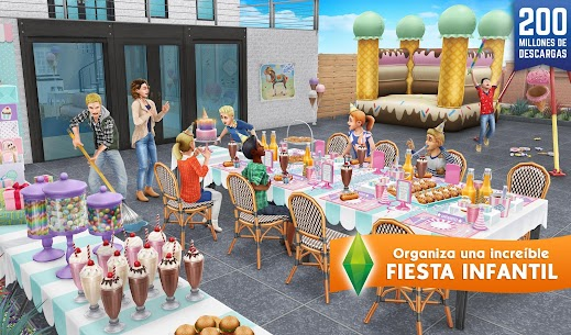 The Sims FreePlay MOD 5.37.1 (Unlimited money/LP) APK 1