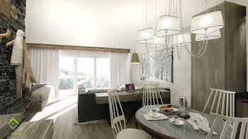 Appartement 4 pièces 118,57 m2