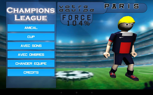 Champions League Football Pro