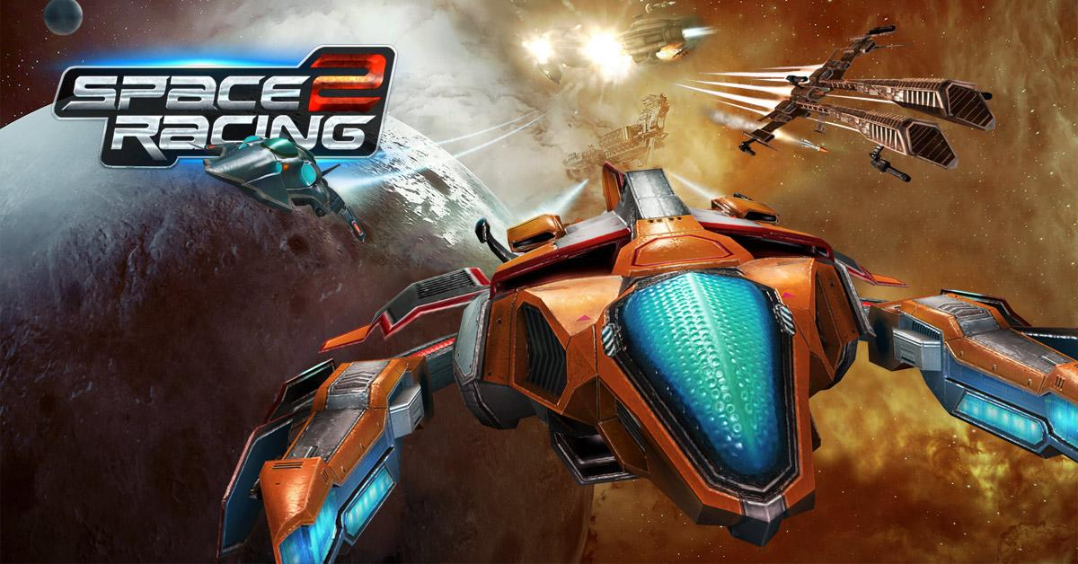 Space Racing 2- screenshot