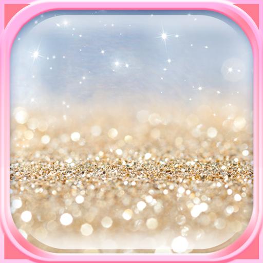 個人化App|閃亮的鑽石動態壁紙 LOGO-3C達人阿輝的APP