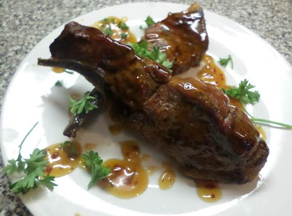 Smoked Country Style Ribs W/ General Tso Sauce Recipe