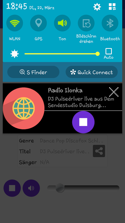 Radio Ilonka v.2- screenshot
