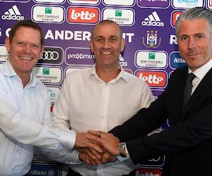 """""""Overal ter wereld waar je komt denk je maar aan één Belgische club"""": Simon Davies heeft duidelijke ambities met RSC Anderlecht"""