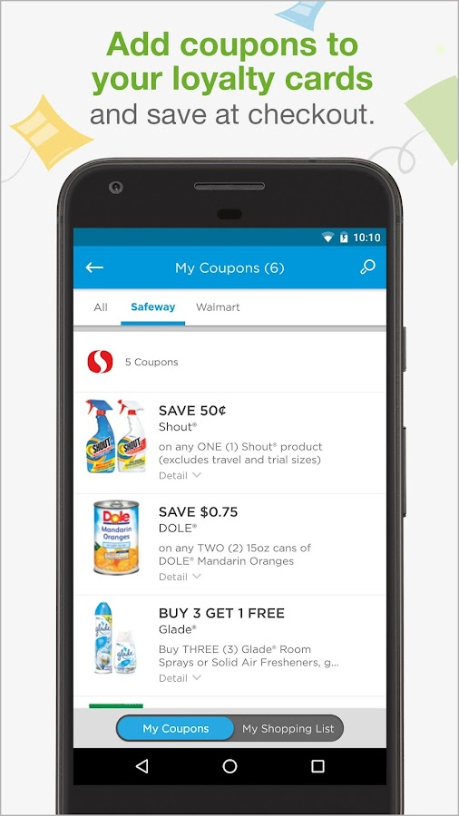 Coupons.com – Grocery Coupons- screenshot