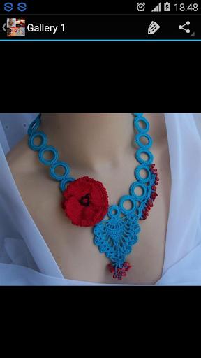 Crochet Pattern Jewelry