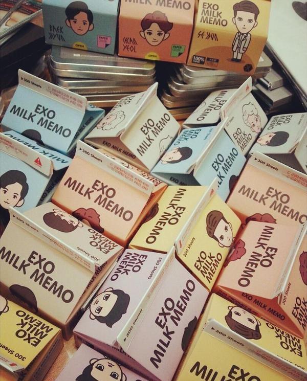 exo milk