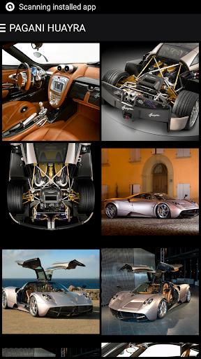 Car Wallpapers HD - Pagani
