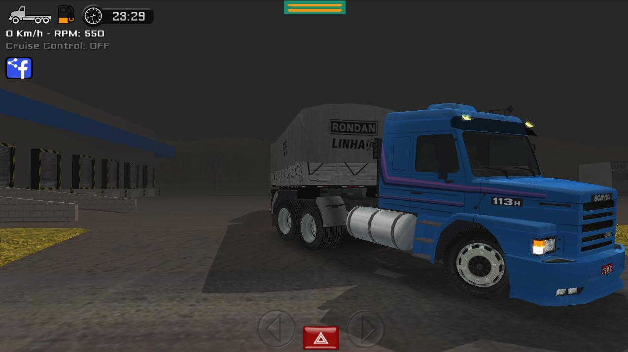 Grand Truck Simulator- screenshot