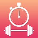 Fit At Home : Daily Home Workout Trainer icon