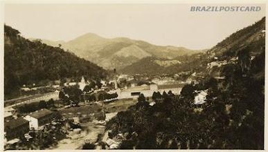 Photo: Cascatinha. Foto da década de 30