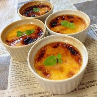 Creme Brulee Without Heavy Cream Recipes
