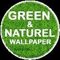 GREEN & NATURE WALLPAPER icon