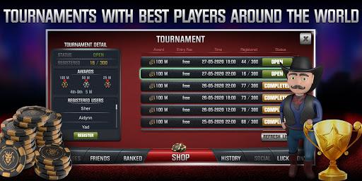 Leon Texas HoldEm Poker painmod.com screenshots 6
