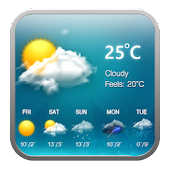 Weather Temperature Forecast