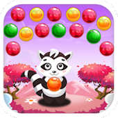Animal Bubble Shooter Game