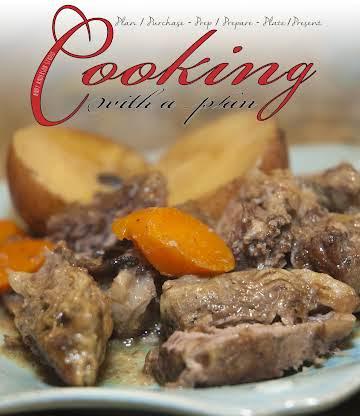Autumn Essentials: Slow Cooker Roast W/veggies Recipe