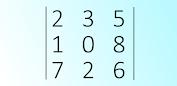 Matrix Determinant Pro Apps til Android screenshot