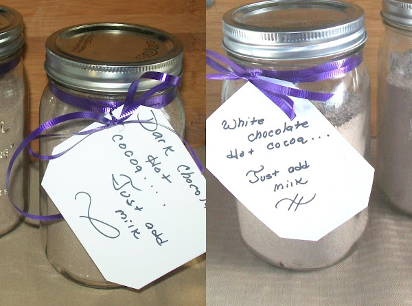 Hot Cocoa Mix Done Two Ways! Recipe