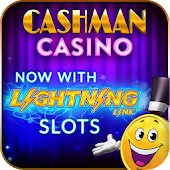 Cashman Casino: Free Slot Games